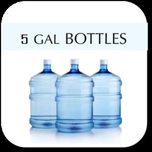 5gal Bottles