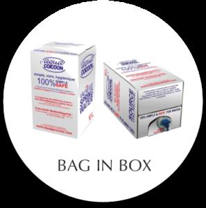 Bag in box CIRCLE