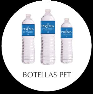 Botellas PET CIRCLE